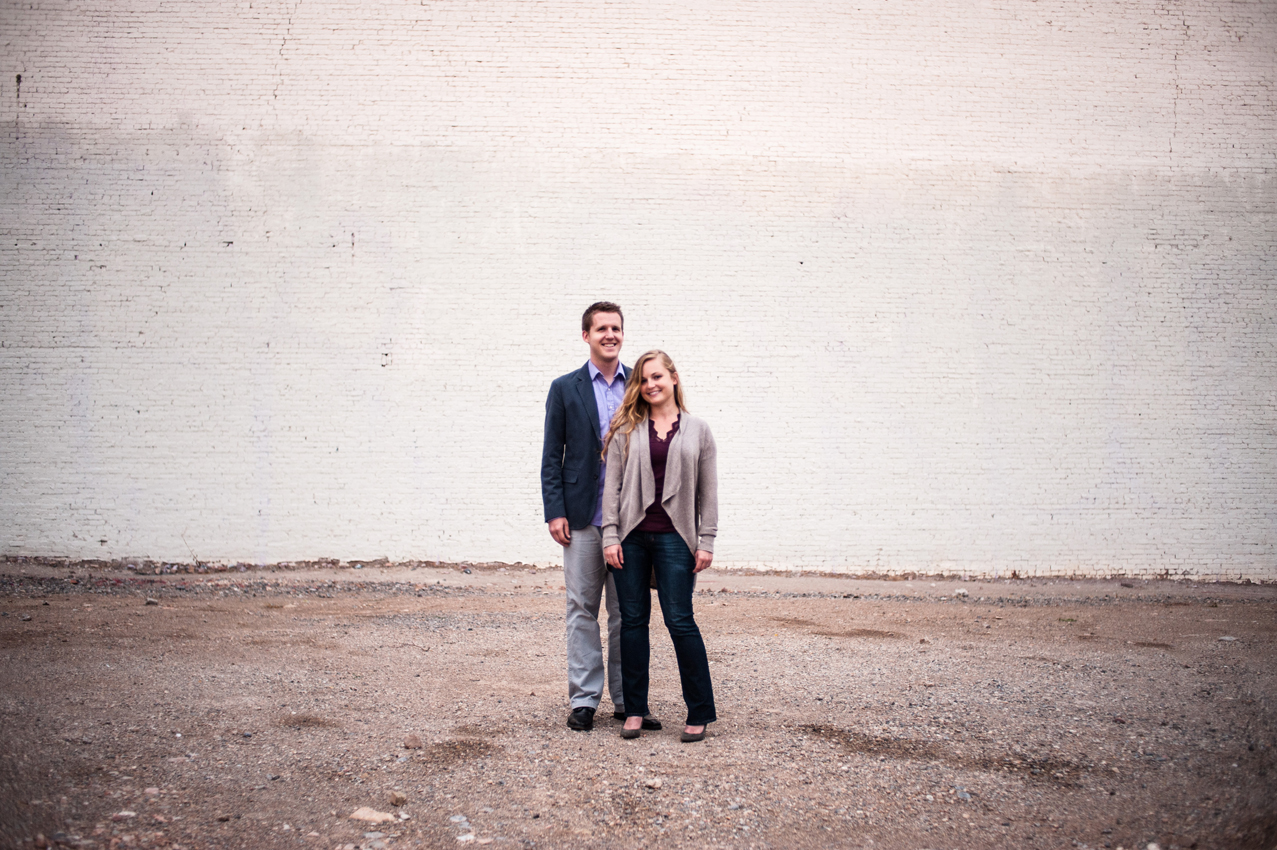 Engagement Wedding photos in Salt Lake City, Utah