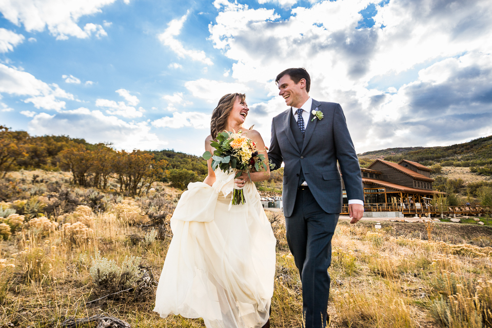 High West Distillery Wedding